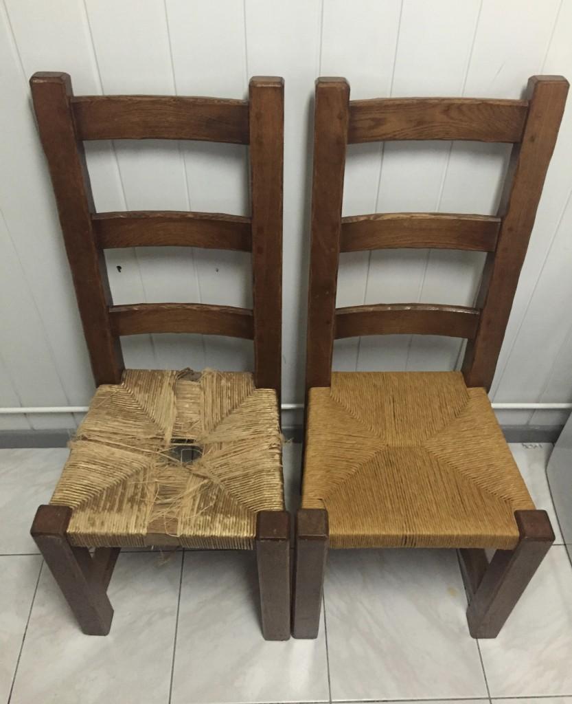 rempailleur de chaises fabulous des personnes ges de la sarthe et du sutaient with rempailleur. Black Bedroom Furniture Sets. Home Design Ideas