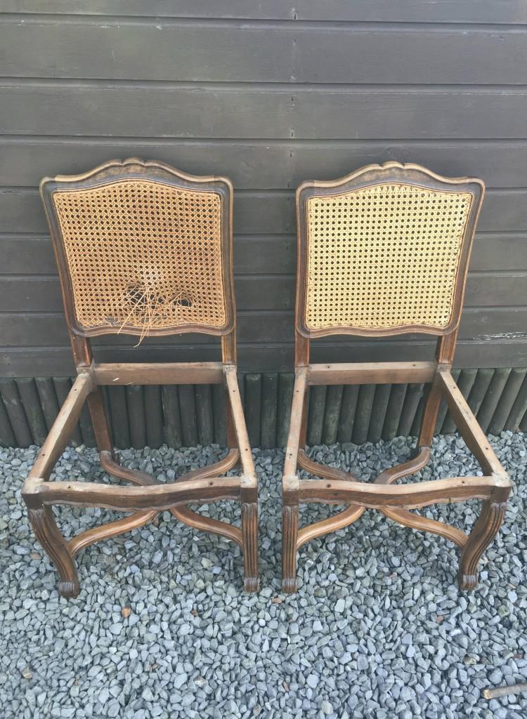 Rempaillage de chaises et fauteuils npdc le chti for Rempaillage de chaises