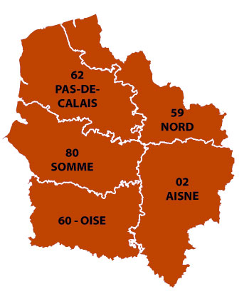 rempaillage cannage Nord pas de Calais Picardie